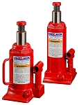 12-Ton Standard Hydraulic Bottle Jack