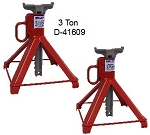 3-Ton Garage/ Jack Stand - *** BACK ORDERED UNTIL MID TO LATE AUGUST ***