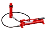 10-Ton Port-A-Power Pump Hose & Ram Assembly